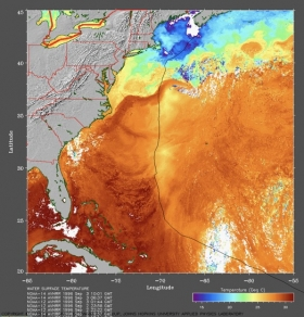 ouragan,atlantique,florence,climatiseur,climat,variations,upwelling,