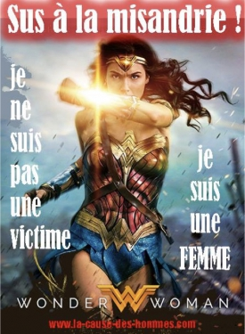 wonder woman,féministe,yourcenar,